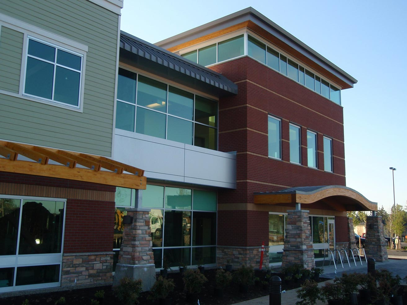 Image result for commercial office building small